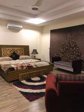 bahria heights 1 ext 1bedroom furnish apartment available for Rent
