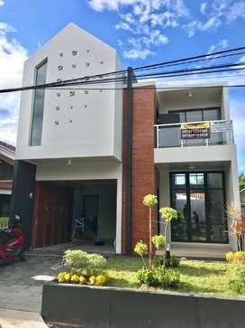 Jual Murah Rumah mewah modern minimalis di Pusat Kota Serang