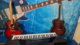 Guitar, Piano Class