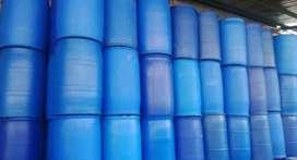 Drum plastik 200 Liter bagus