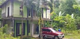 Rumah 2 lantai di Kulonprogo murmer bu