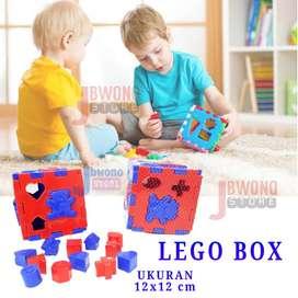 MAINAN ANAK LEGO BOX MEDIUM