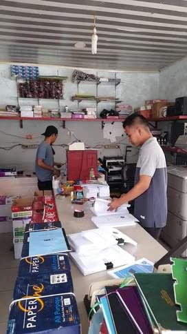 Operator Fotocopy