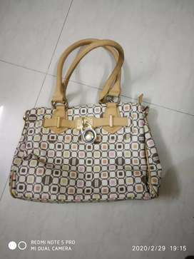 Ladies Bag Imported - LEISHI , Not used