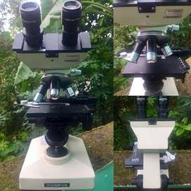 Microscope binocular Olympus