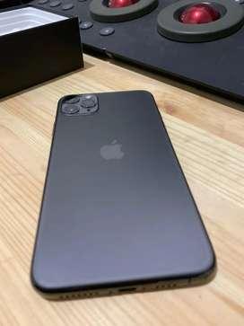 IPHONE 11 Pro Max 64 Gb Grey TT 7 8 plus 32 128 X Xr 256 Xs Max 512 yu