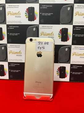 I phone 6s 32 gb gold (no time pass)
