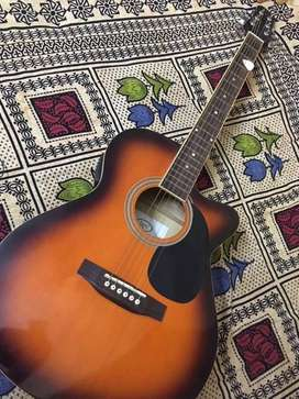 KAPS Acoustic Guitar With Pick Up