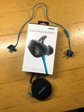 Bose soundsport-wireless headphone