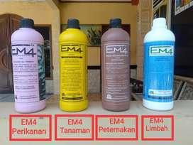 EFFECTIVE MICROORGANISMS (EM4)