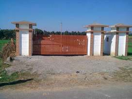 Plots For Sale Just @5500 In Gated Colony
