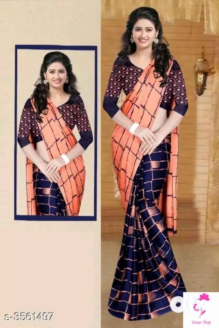 Cotton sarees for womens 0