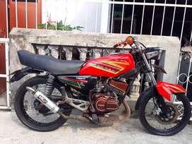 Yamaha rx king dijual 2004 maen cepat 2004