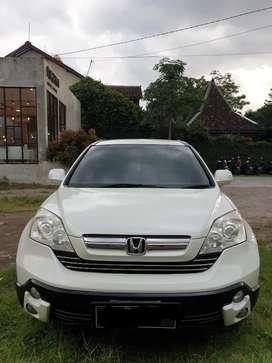 Honda CRV 2.4 cc AT 2008