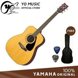 Gitar Akustik Yamaha F310 Acoustic F 310 ORIGINAL (FREE CASE & PICK)