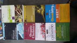 physics and chemistry books