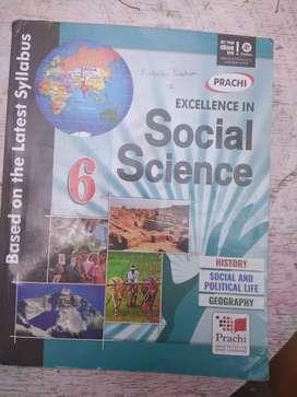 Social science Prachi class 6th book