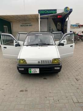 Mehran 2005 Good For Family Use