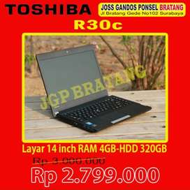 Laptop toshiba R30C