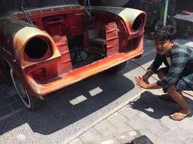 Bengkel cat body repair jer's garage