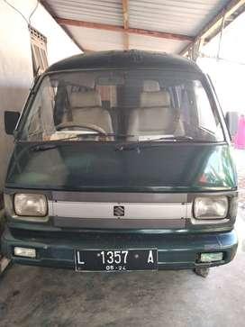 DiJual Suzuki Carry Minibus 1989
