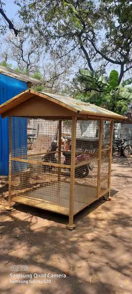 Dog or bird's cage
