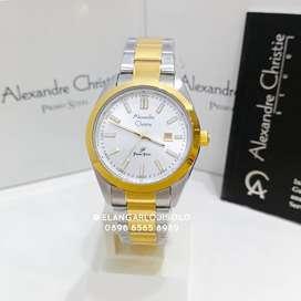Jam Tangan Alexandre Christie AC 1021 Kombinasi
