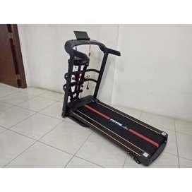 alat fitness Treadmill Elektrik TL 615 Fitness Pwt