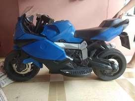 Toy charging Bike
