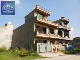 House For Sale 5 Marla Double Storey Phase 7 Ghauri Town Islamabad