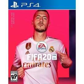 game bola ps 4 fifa 2020 termurah