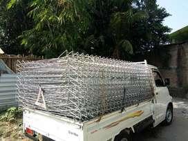 Jual Murah Pagar Besi BRC Elektroplating Banyuwangi