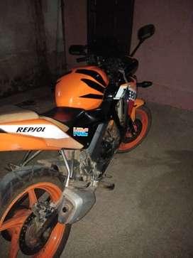 2014 Honda CBR 71000 Kms