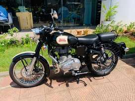 Royal Enfield bullet 500 cc