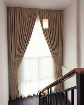 Gordyn minimalis gorden curtain vitrase gordeng hordeng
