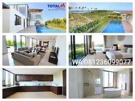 Dijual Villa exclusive beachfront, vie laut & sawah di Ketewel Gianyar