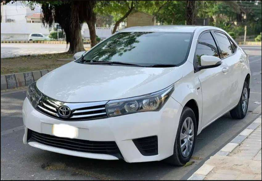 Toyota Corolla xli Available for Rent or Contract