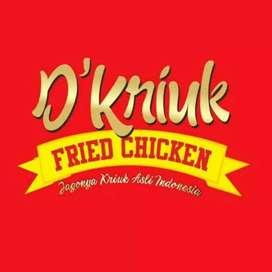 Lowongan untuk Penjaga Toko D'Kriuk Fried Chicken