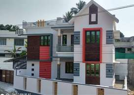 AN ATRACTIVE NEW 3BED ROOM 1400SQ FT 4.5CENTS HOUSE  MOORKANIKARA,TSR