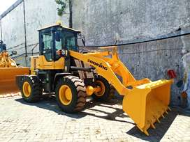 Wheel Loader Turbo Power Tertinggi Bergaransi Ready Stock di Sragen