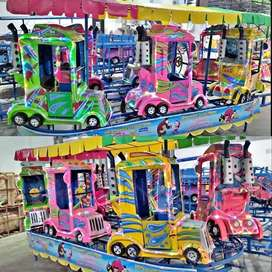 odong odong kereta panggung truk murah RY