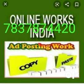 .Huge Opening for all Job Seekers  Home based Data Entry Project