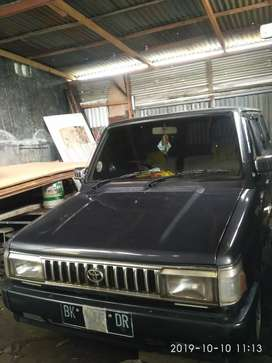 Jual kijang super kf 50 long.
