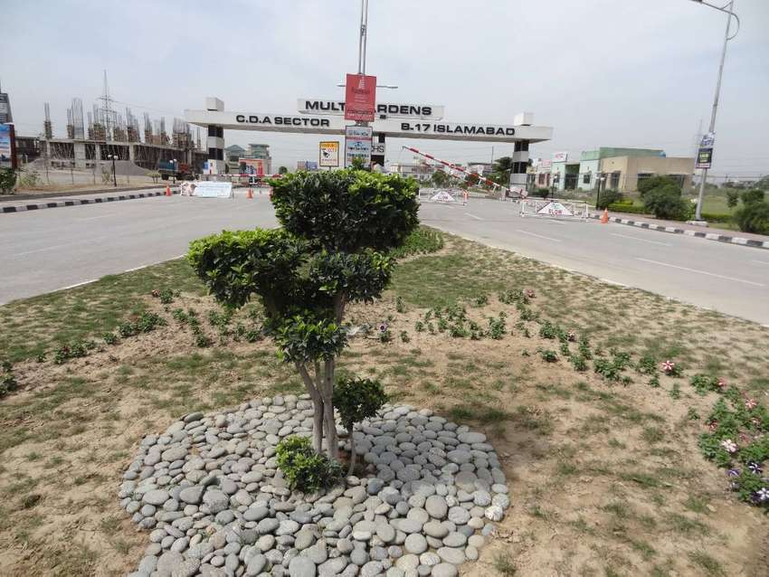 8 Marla All Dues Clear Best Location Plot For Sale In Block D 0