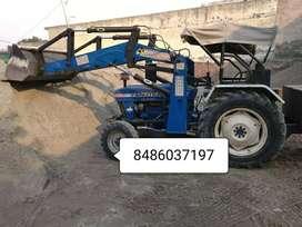 Farmer tractor lottery laga hua