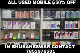 USED MOBILE SALE AND EXCHANGE IN BHUBANESWAR