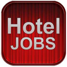 REQUIRED STAFF FOR HOTEL