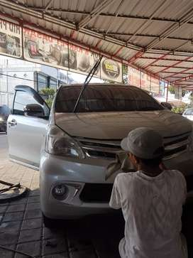 all new avanza 2013 manual air bag