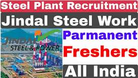 Jindal steel and power plant vacancy 2021