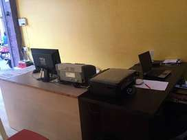 Operator at CSC centre approved by Govt.